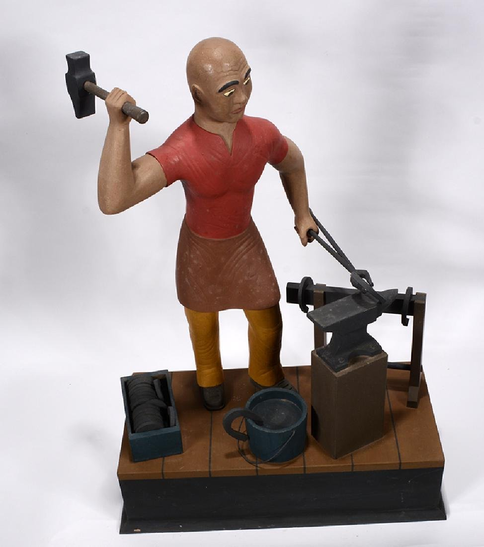 S. Cornette. Blacksmith. - 4