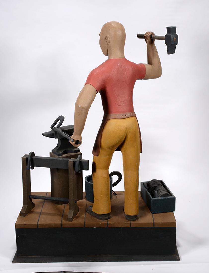 S. Cornette. Blacksmith. - 5