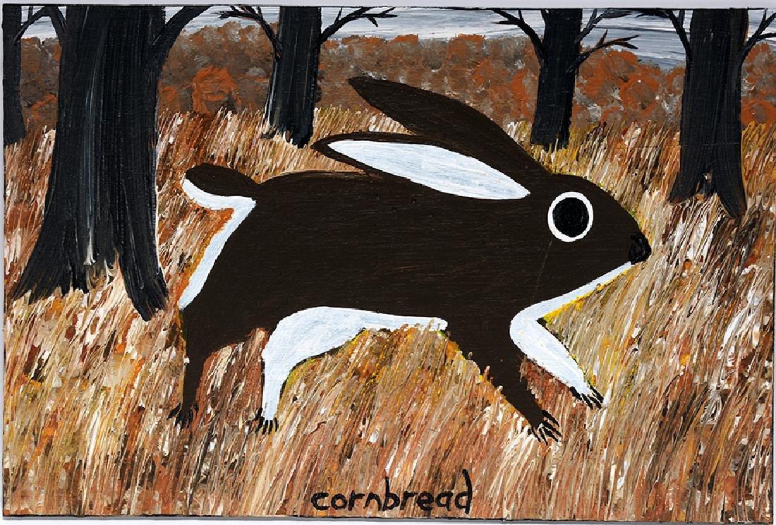 John Cornbread Anderson. Rabbit.