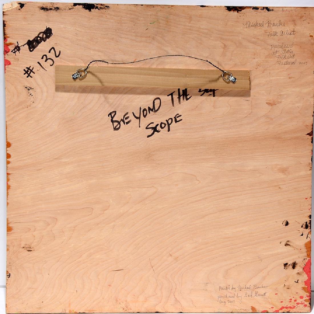 Michael Banks. Beyond The Scope. - 2