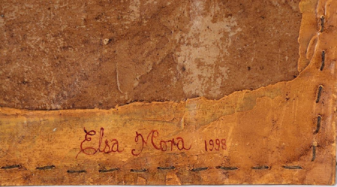 Elsa Mora. La Pregunta Perpetua. - 2