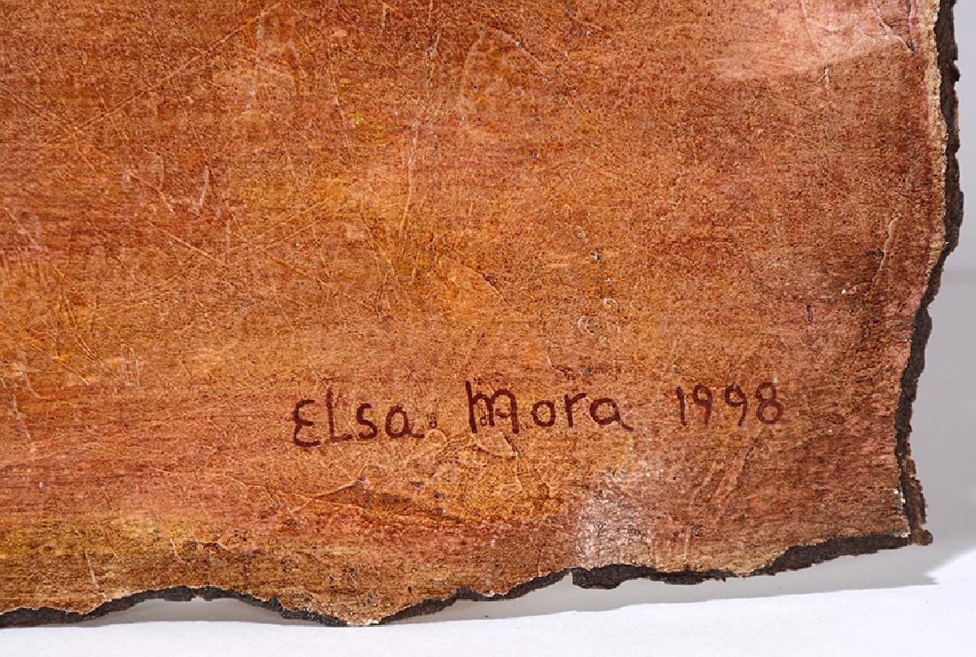 Elsa Mora. El Impulso. - 2