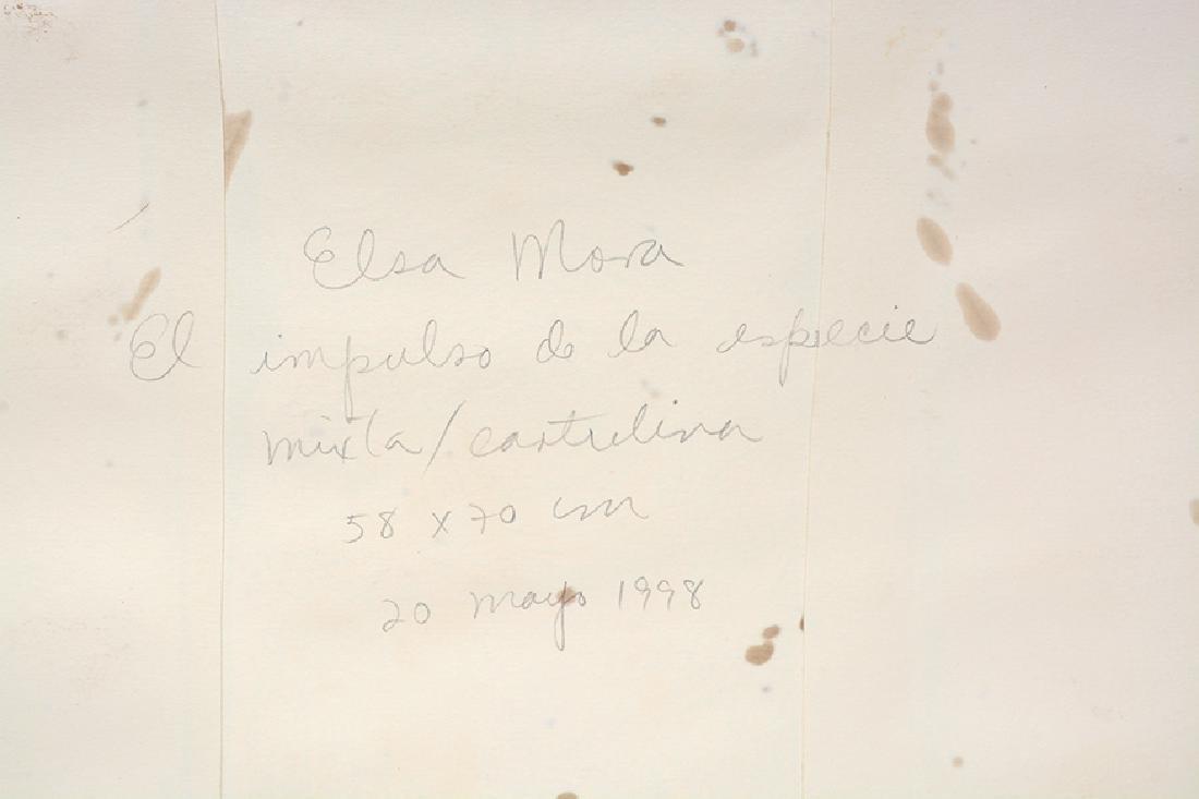 Elsa Mora. El Impulso. - 6