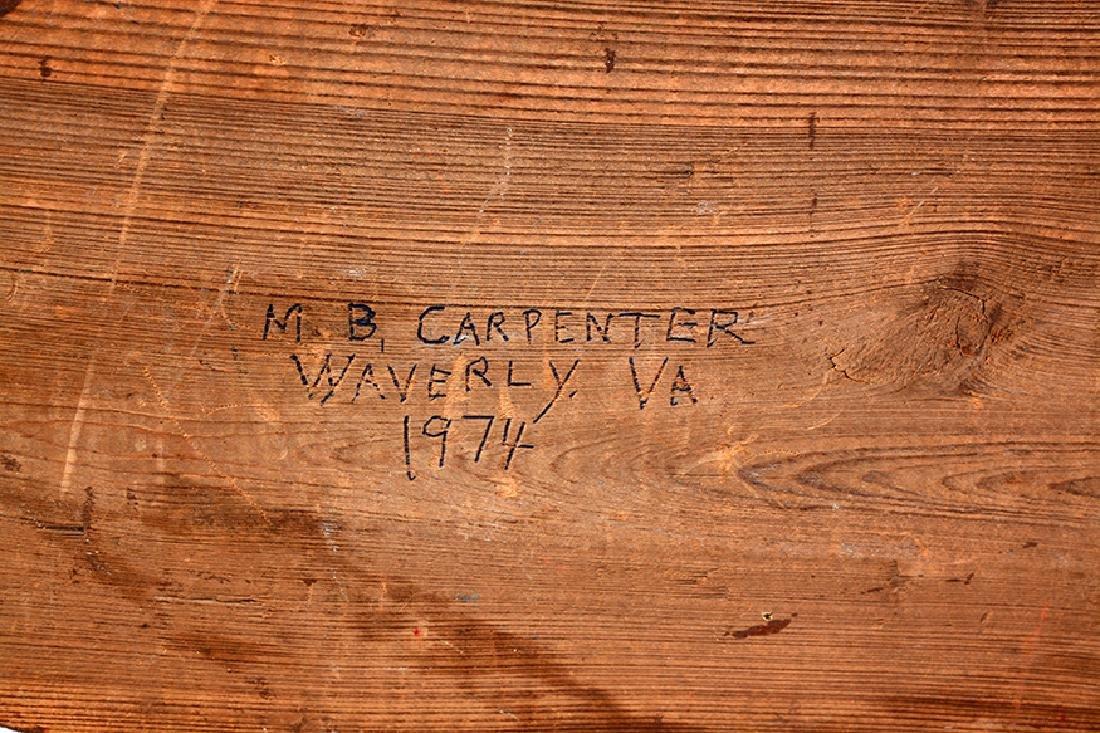 Miles Carpenter. Two-Headed Beast. - 7