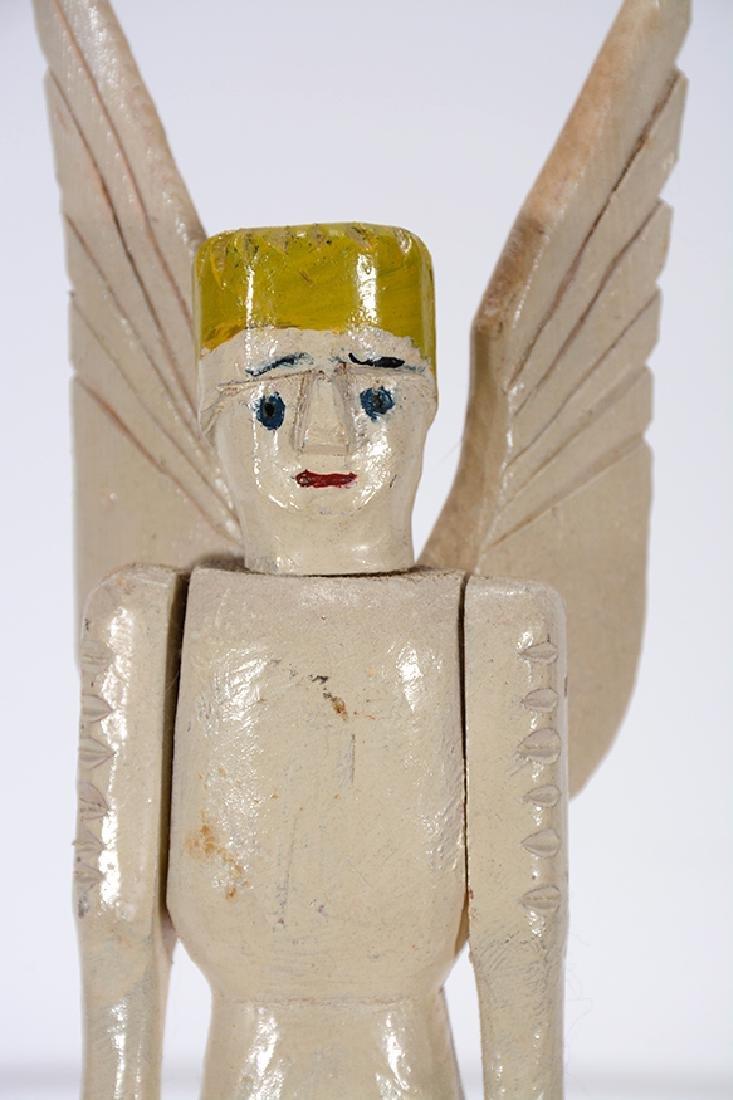 Albert Zahn. Yellow Hair Angel. - 6