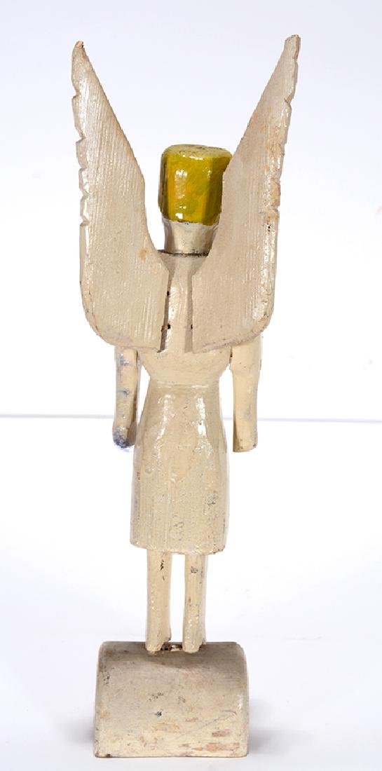 Albert Zahn. Yellow Hair Angel. - 9