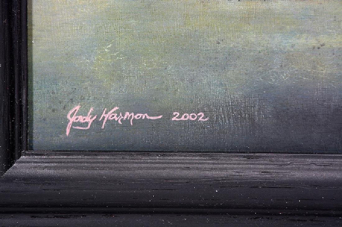 Jody Harmon. Self-Awareness Comes To A Head. - 2
