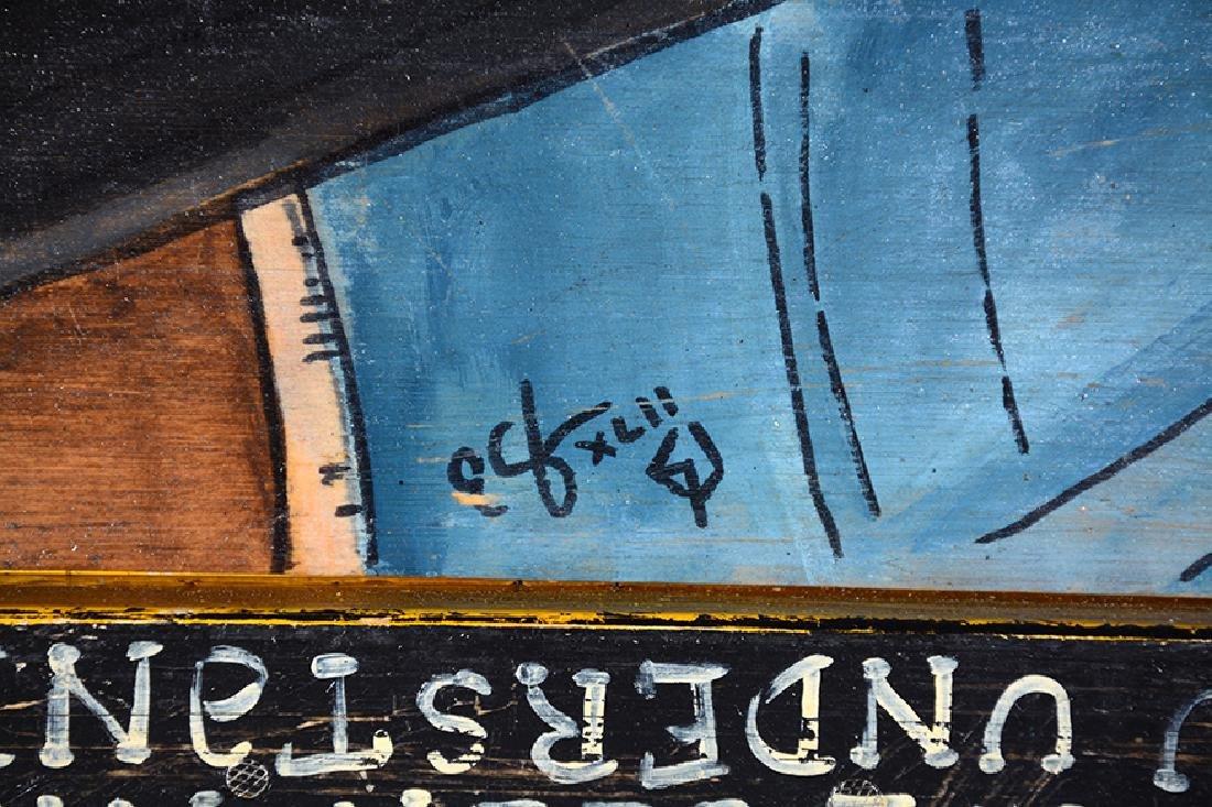 Eric Cunningham. Johnny Cash's Middle Finger. - 3