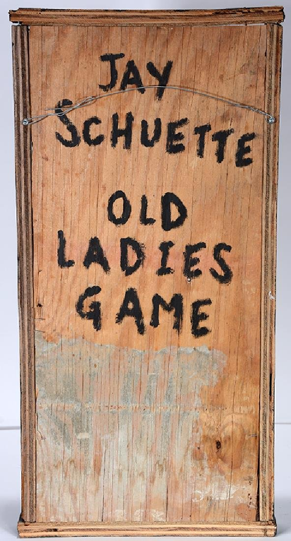 Jay Schuette. Old Ladies Game. - 3