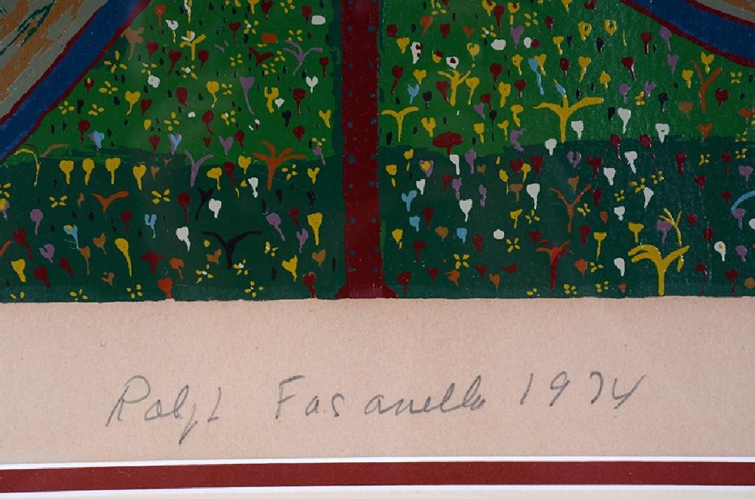 Ralph Fasanella. May Day. - 3