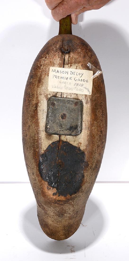 Mason Decoy (Premier Grade). - 5