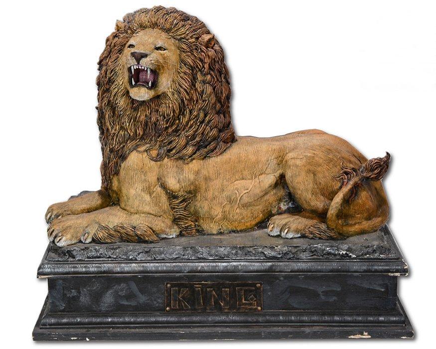 Archbishop A.G.M.R. Apollo. Lion King.