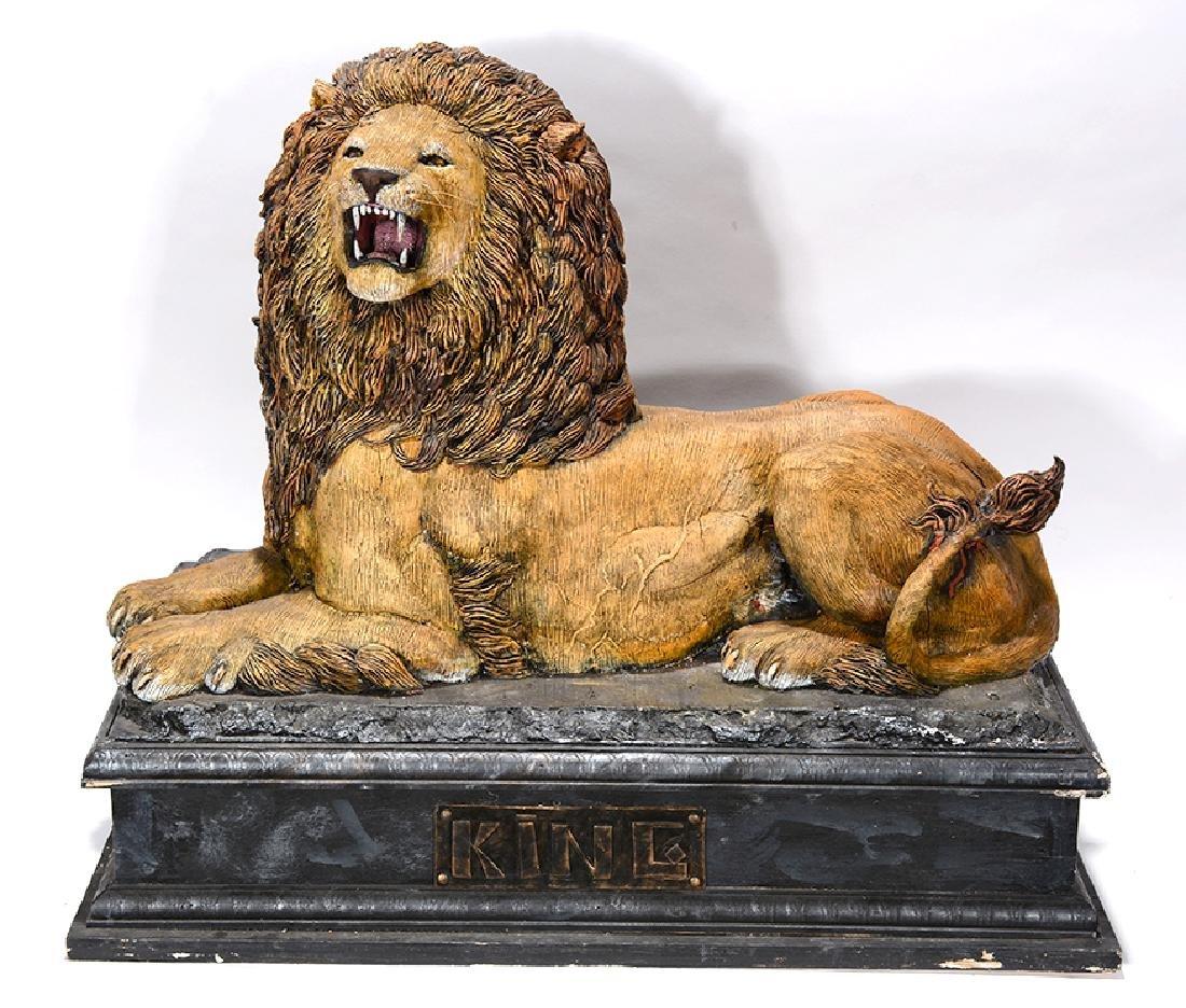 Archbishop A.G.M.R. Apollo. Lion King. - 2