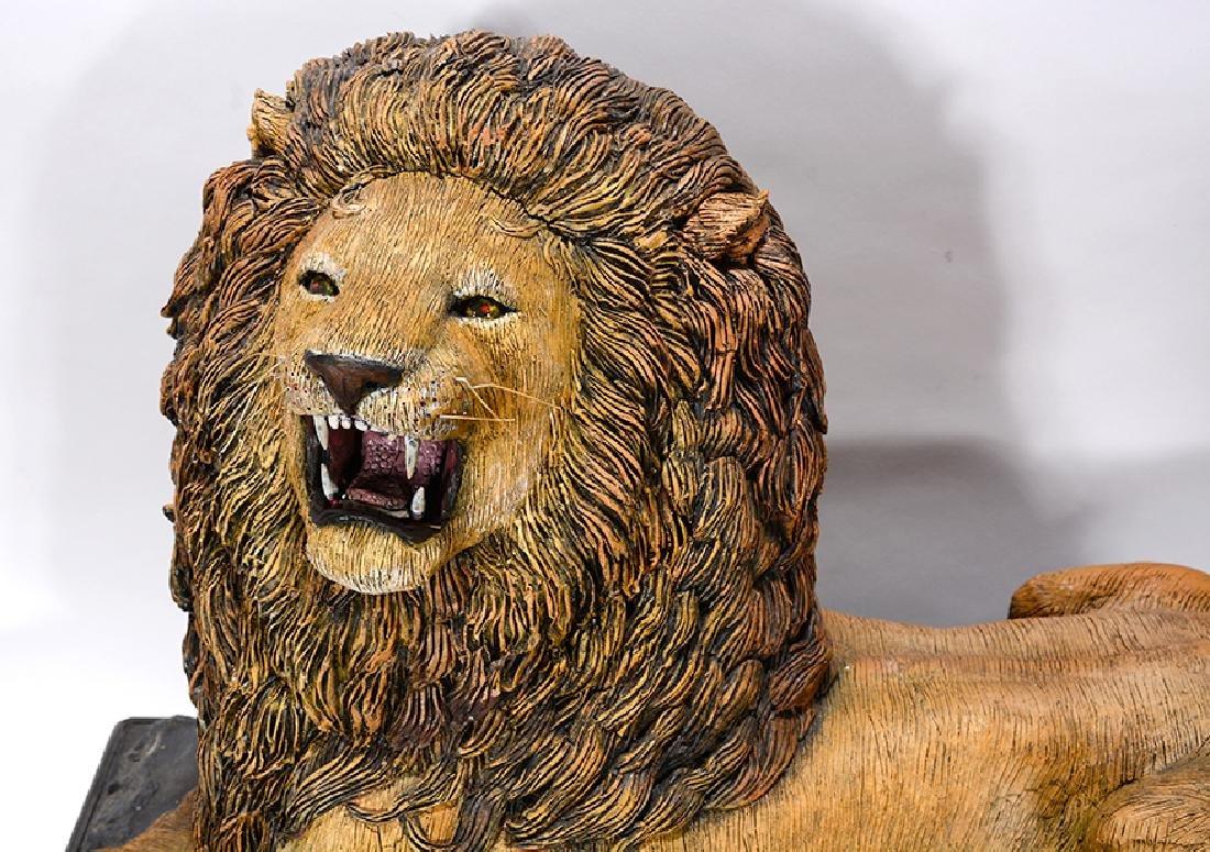 Archbishop A.G.M.R. Apollo. Lion King. - 3