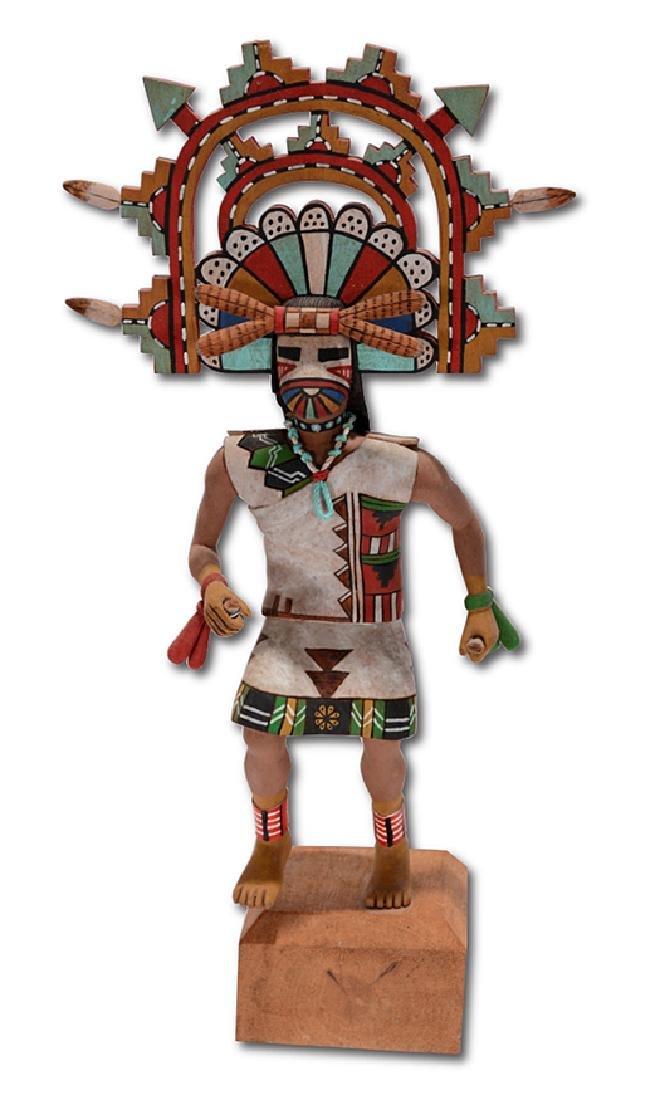 Ramon Albert. Hopi Kachina Doll.