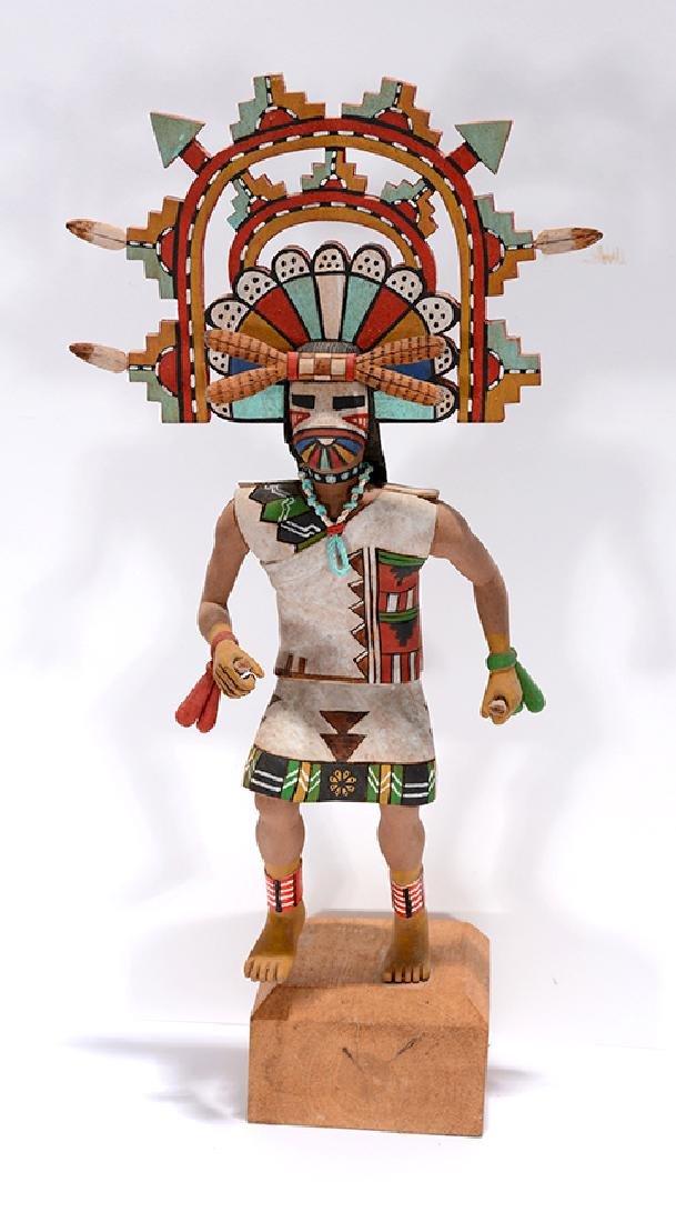 Ramon Albert. Hopi Kachina Doll. - 2
