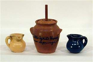 Gordy Family Mini Souvenir Vessels