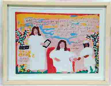 248: Gertrude Morgan Holy Bible