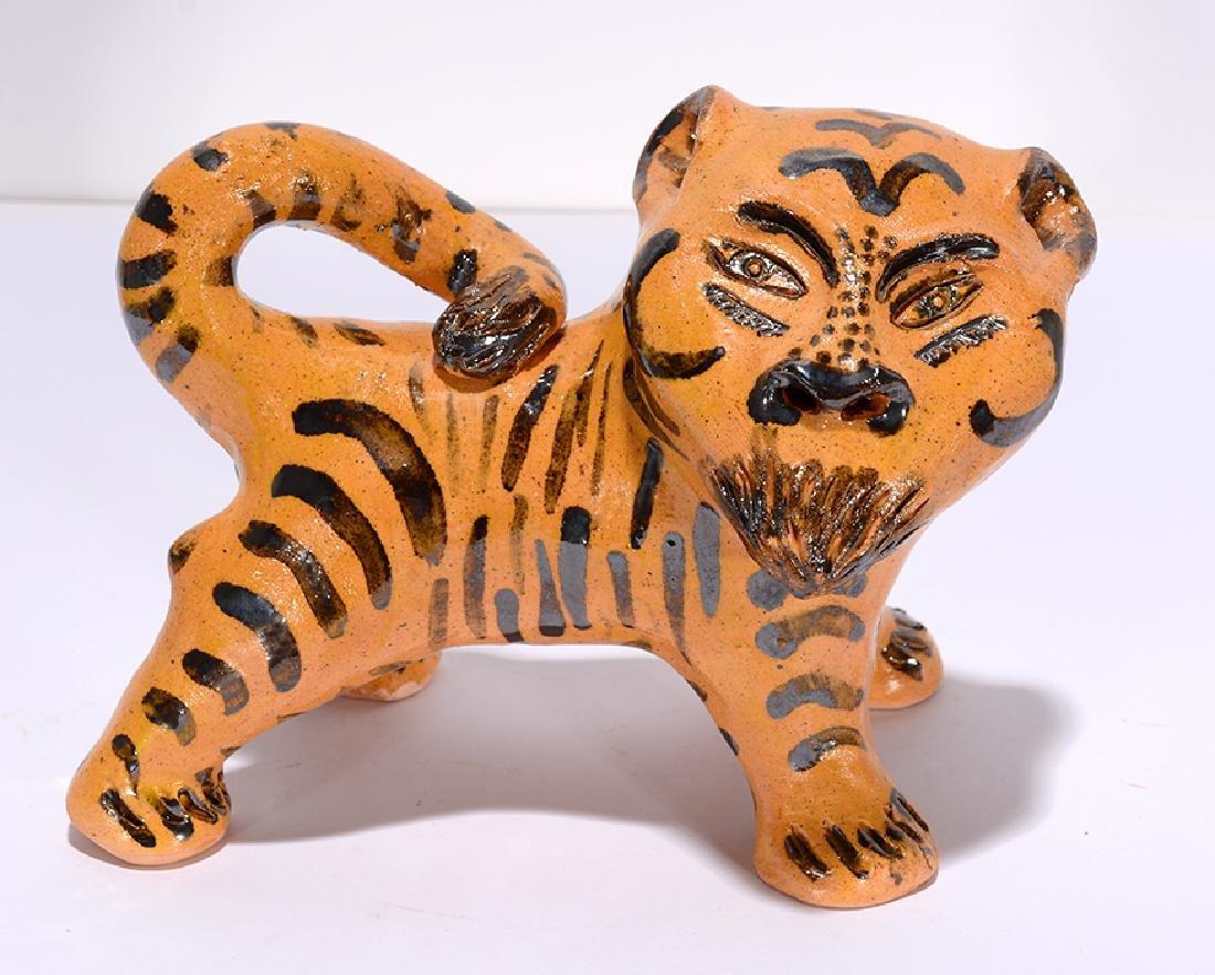 Billy Ray Hussey. Tiger.