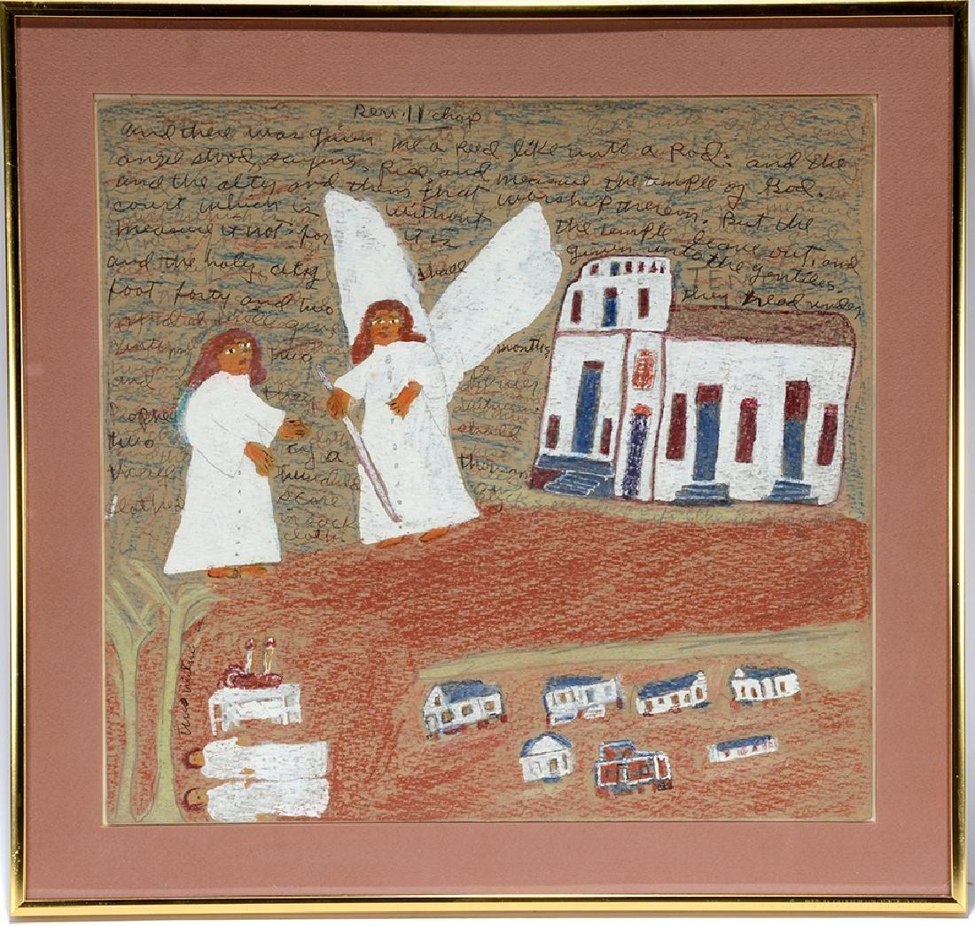 Sister Gertrude Morgan. Rev. II And The Angel Stood. - 2