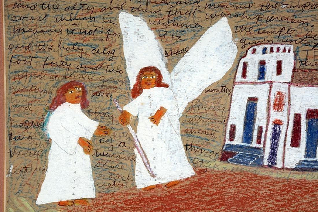 Sister Gertrude Morgan. Rev. II And The Angel Stood. - 3