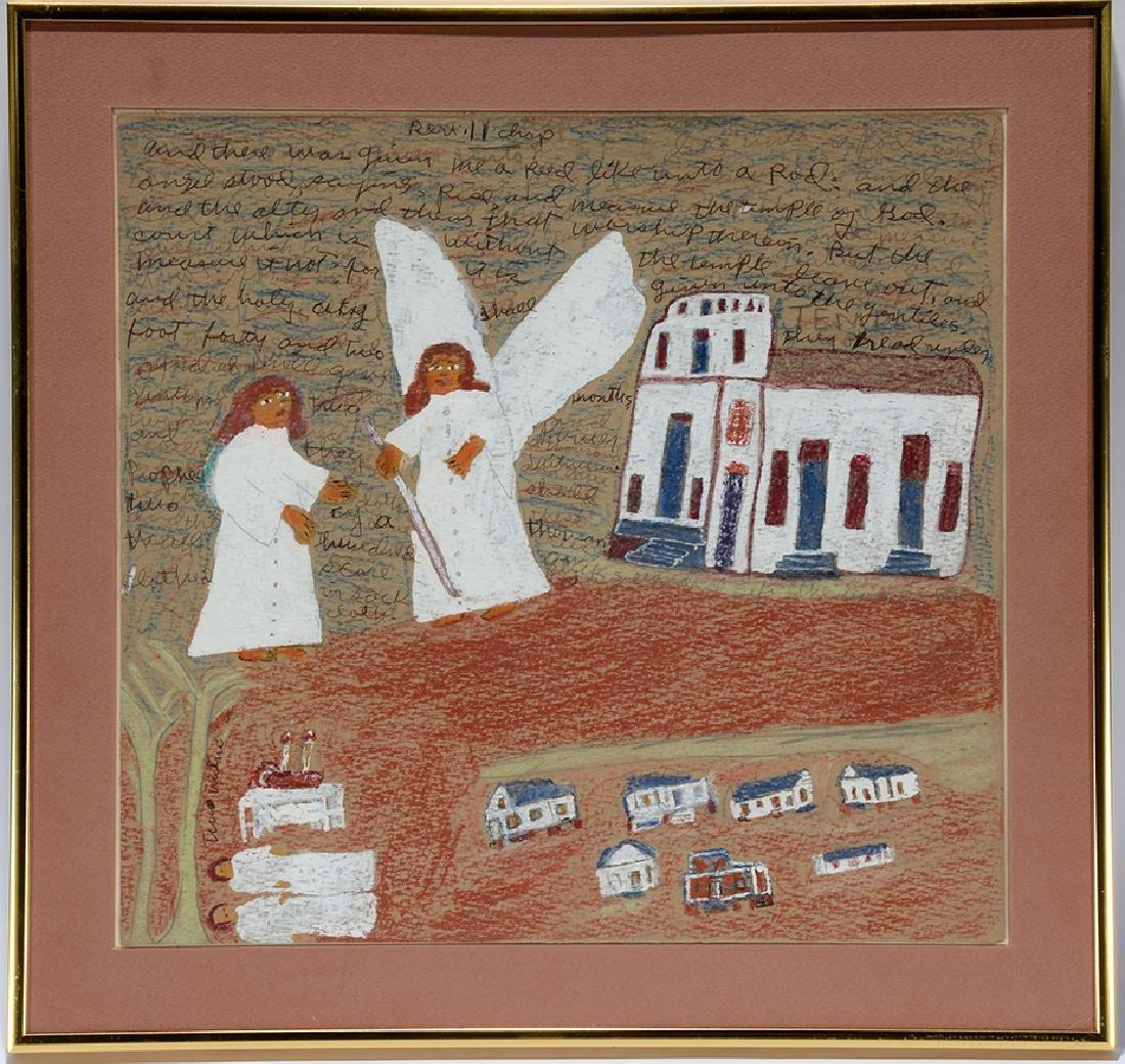 Sister Gertrude Morgan. Rev. II And The Angel Stood. - 7