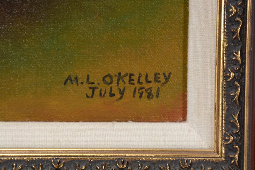 Mattie Lou O'Kelley. Still Life With Fruit & Green Toy - 5