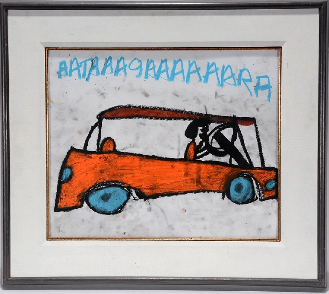 Donald Walker. Road Rage.
