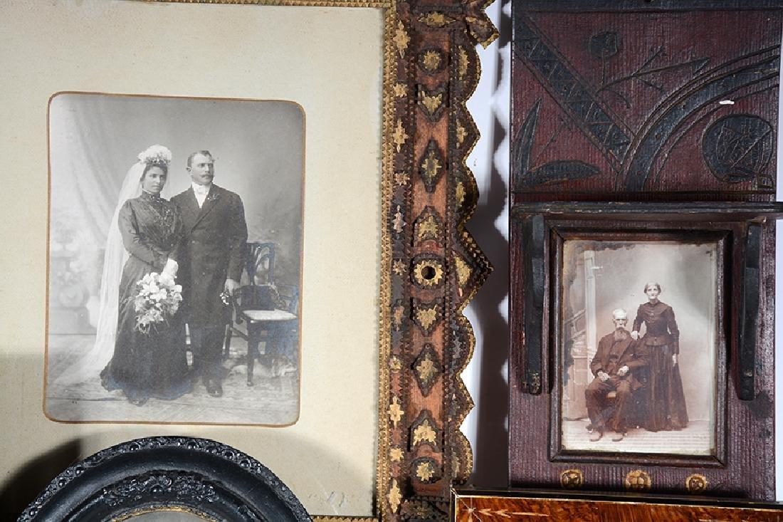 Tintypes & Photographs.  6 Portraits Of - 3