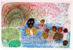 404: Ezekiel Gibbs - Texas Baptism.