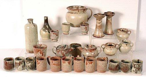 11: Cole Pottery