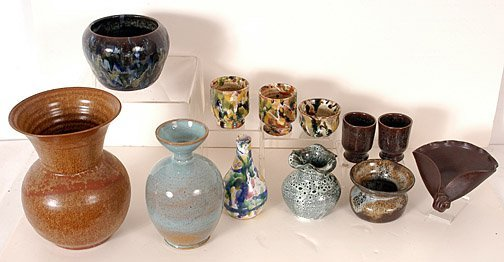 13: Cole Pottery