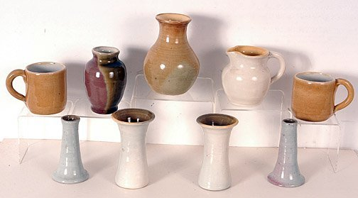17: Pisgah Forest Pottery