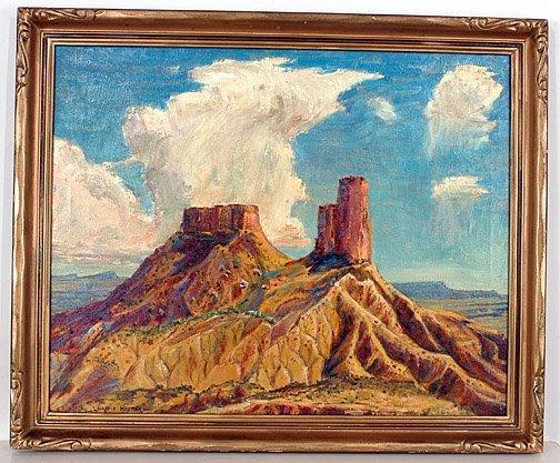 368: Lawrence Frederic Hosmer South of Mesa Verde