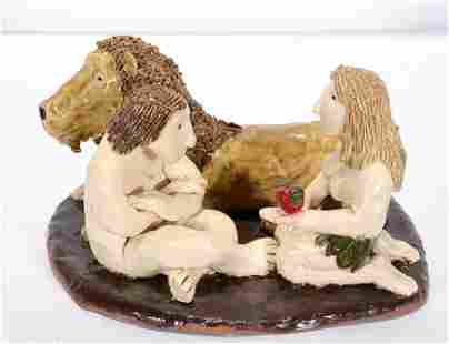 J.H. Adam and Eve.