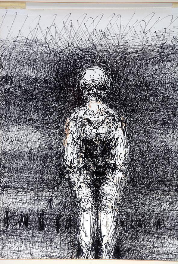 Malcolm McKesson. Single Figure.