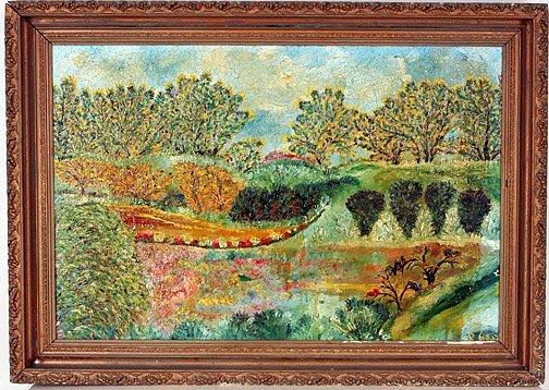 509: Regina Gilbert. Landscape