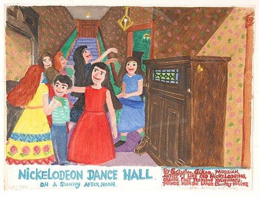 519: Gayleen Aiken. Nickelodeon Dance Hall