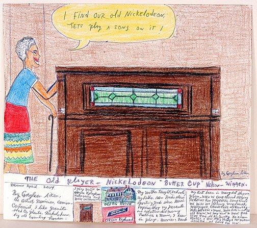 520: Gayleen Aiken. Old Player Nickelodeon Buttercup