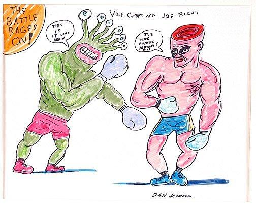 526: Daniel Johnston. The Battle Rages On