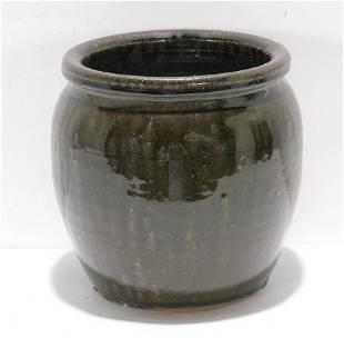 Lanier Meaders. Bean Pot.