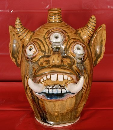 12: Karen LaBarga, Devil Face Jug