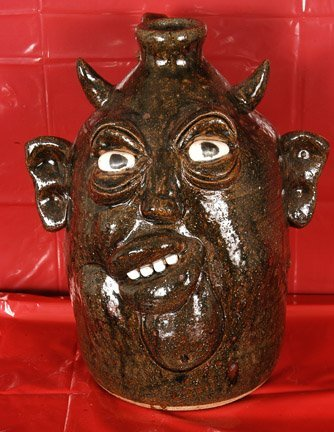 17: Clete Meaders, Fat Lip Devil Jug.