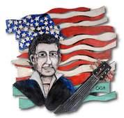 Ab The Flagman. Johnny Cash.