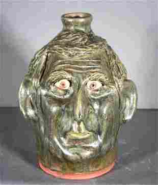 Brian Wilson. #1 George Bush Face Jug.