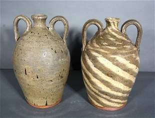B.B. Craig. Pair of Jugs.