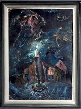 Unknown Artist. Night Fright.