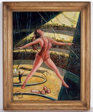 100: Arthur Weindorf. The Main Attraction.