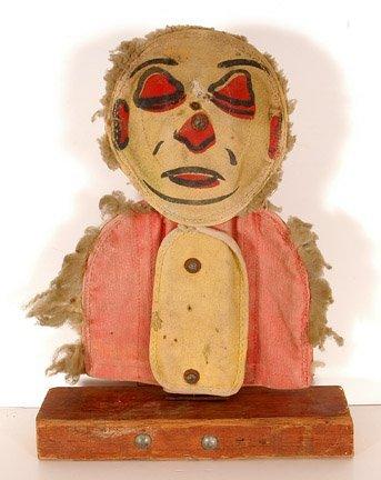 105: Carnival Knock Down Doll