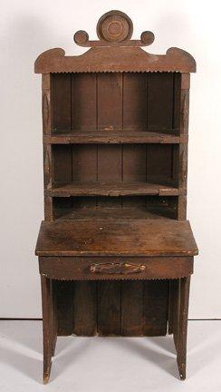 115: African American Slave Made Desk